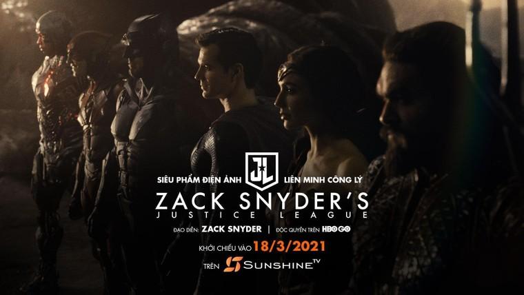 """Không chiếu rạp, fan DC có thể xem """"Zack Snyder's Justice League"""" ở đâu? ảnh 1"""