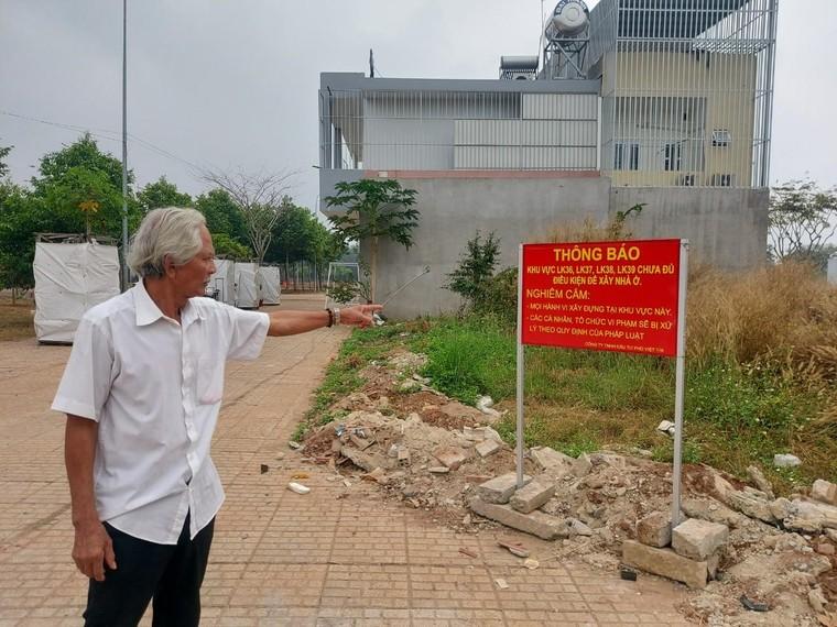 Đồng Nai: Khu dân cư không có hệ thống xử lý nước thải gây ô nhiễm nghiêm trọng ảnh 1