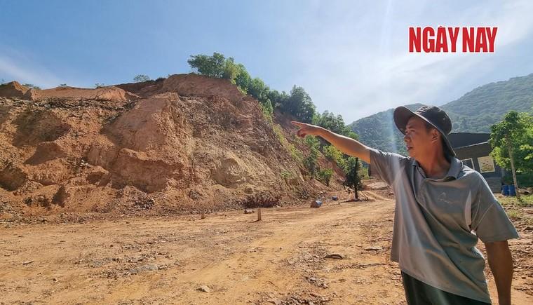 Vụ Dự án chống sạt lở nhiều lần sạt lở tại Đồng Nai: Tạm dừng thi công dự án ảnh 3