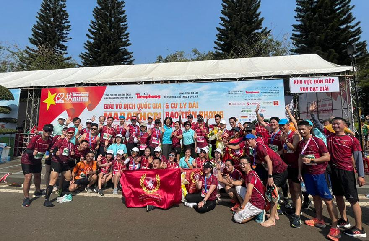 Agribank đồng hành cùng Giải Vô địch quốc gia Marathon và cự ly dài báo Tiền Phong năm 2021 ảnh 2