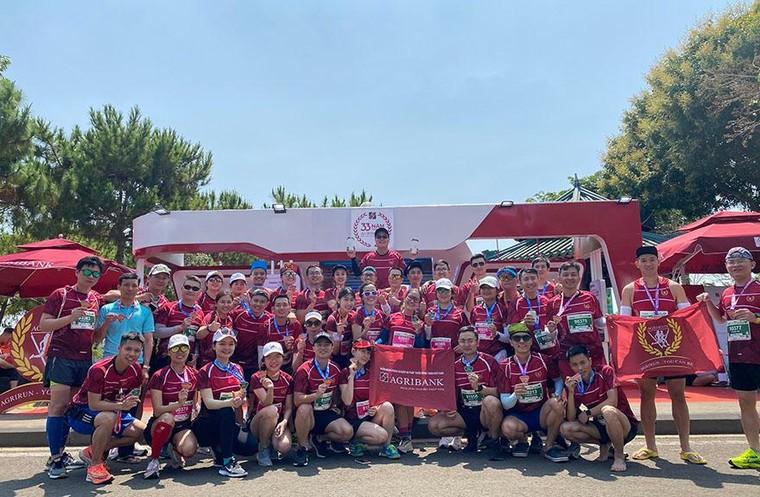 Agribank đồng hành cùng Giải Vô địch quốc gia Marathon và cự ly dài báo Tiền Phong năm 2021 ảnh 8