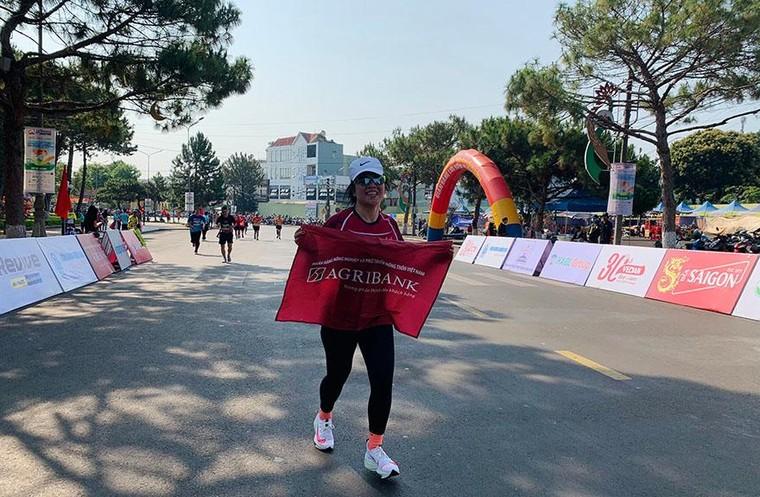 Agribank đồng hành cùng Giải Vô địch quốc gia Marathon và cự ly dài báo Tiền Phong năm 2021 ảnh 6