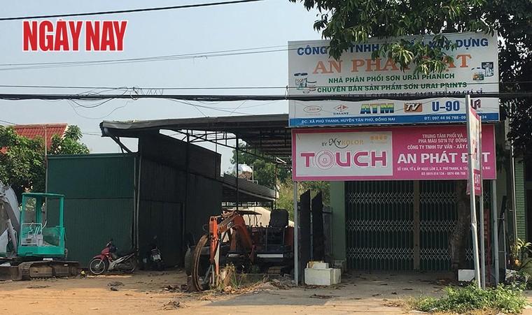 Dự án chống sạt lở xảy ra sạt lở tại Đồng Nai: Sở NN&PTNT giao dự án cho công ty không trụ sở?! ảnh 3