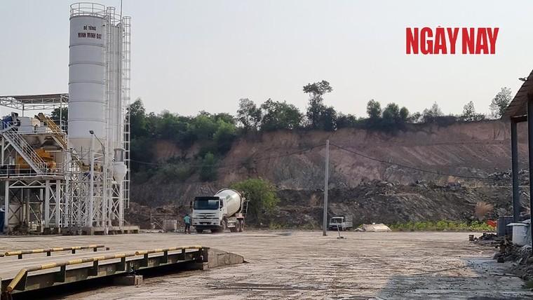 Dự án chống sạt lở xảy ra sạt lở tại Đồng Nai: Sở NN&PTNT giao dự án cho công ty không trụ sở?! ảnh 5