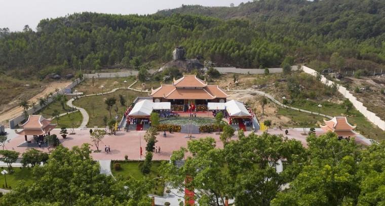 Đồng Nai: Long trọng khánh thành Đền thờ Liệt sĩ huyện Xuân Lộc ảnh 1