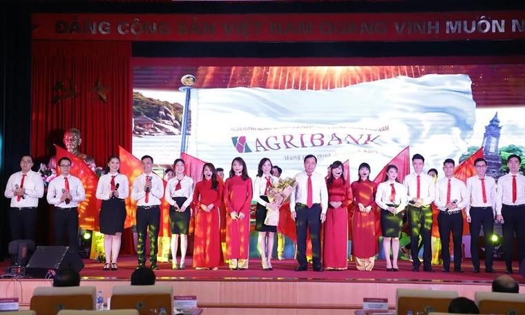 Agribank tổ chức Hội nghị đại biểu Người lao động Trụ sở chính năm 2021 ảnh 3