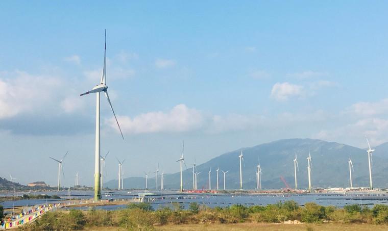 Trung Nam Group khánh thành Nhà máy điện gió lớn nhất Việt Nam ảnh 2