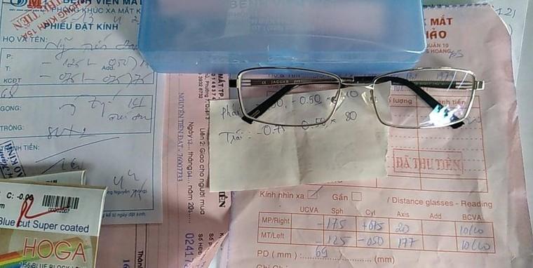 Loạn kính thuốc - Bài 2: Loạn cả quy trình đo khám ảnh 1