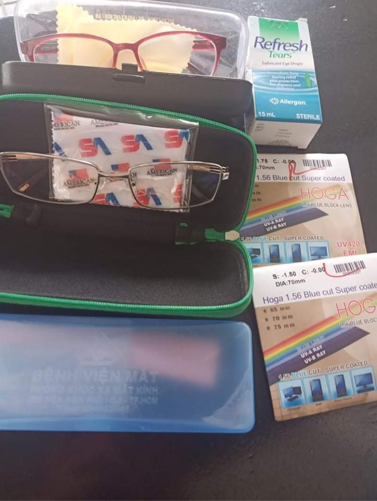Loạn kính thuốc - Bài 3: Bệnh viện Mắt TPHCM, Medic Hoà Hảo bán kính thuốc 'đểu'? ảnh 1