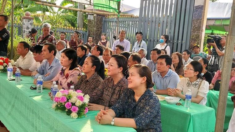 Đồng Nai: Lễ hội Sayangva của đồng bào Chơ Ro ảnh 1