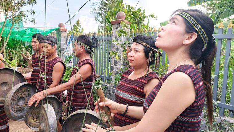 Đồng Nai: Lễ hội Sayangva của đồng bào Chơ Ro ảnh 9