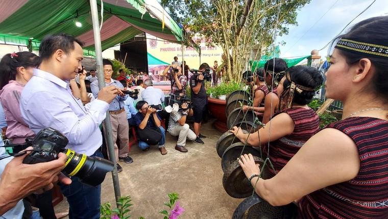 Đồng Nai: Lễ hội Sayangva của đồng bào Chơ Ro ảnh 2
