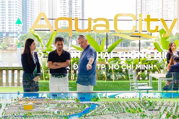 Giải mã lý do Aqua City 'hút' nhà đầu tư ngoại ảnh 1