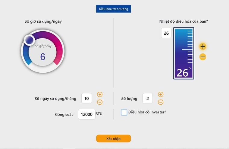 EVN triển khai công cụ giúp khách hàng dễ dàng ước tính sản lượng tiêu thụ điện sinh hoạt ảnh 1