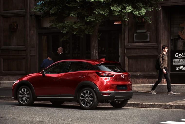 Kỳ vọng gia tăng thị phần phân khúc SUV của Mazda ảnh 2