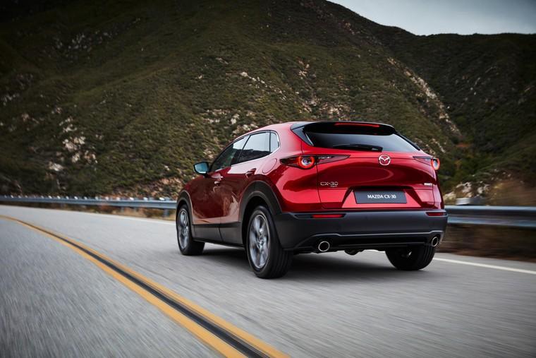 Kỳ vọng gia tăng thị phần phân khúc SUV của Mazda ảnh 1