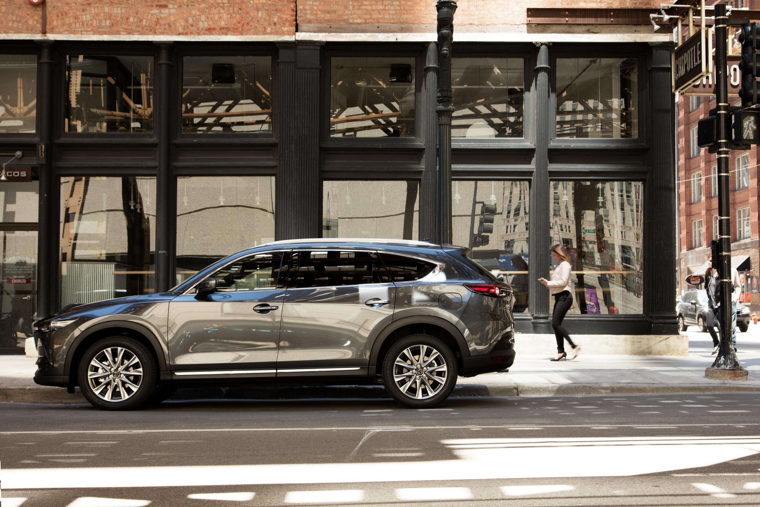 Kỳ vọng gia tăng thị phần phân khúc SUV của Mazda ảnh 4