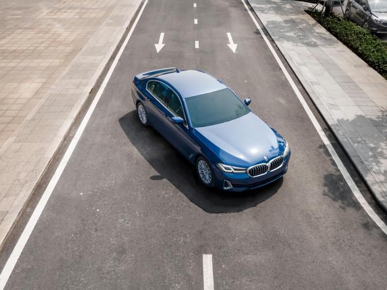 4 thay đổi đắt giá nhất trên BMW 5-Series mới ảnh 1
