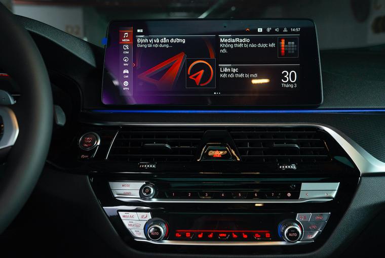 4 thay đổi đắt giá nhất trên BMW 5-Series mới ảnh 8