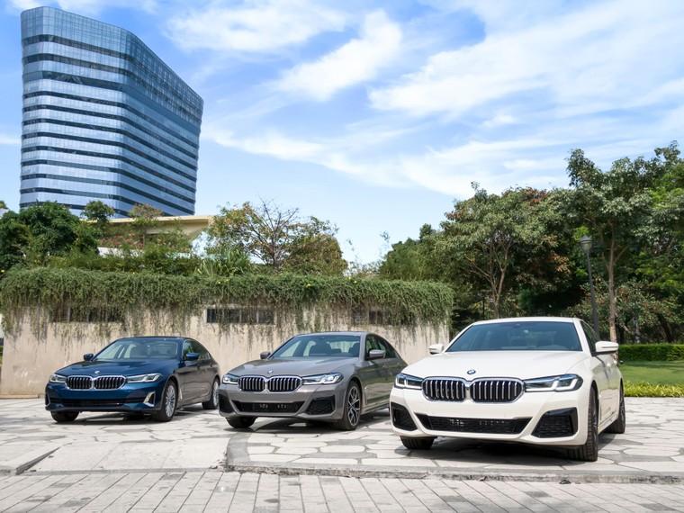 4 thay đổi đắt giá nhất trên BMW 5-Series mới ảnh 9