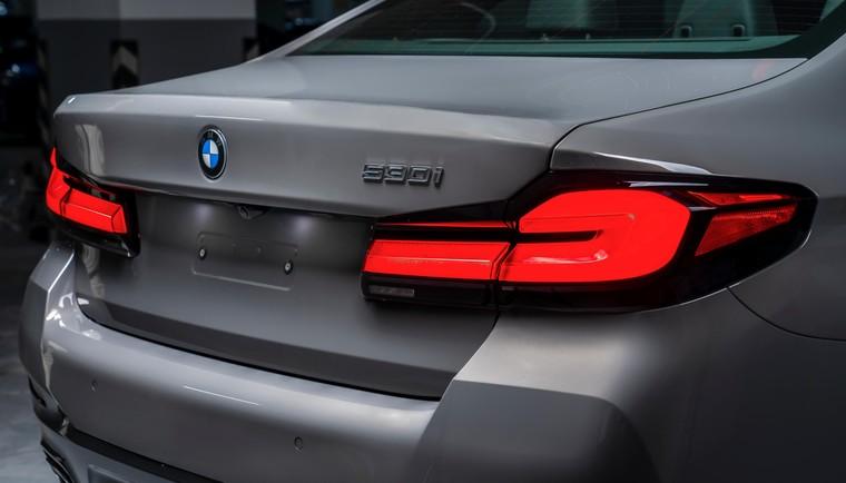 4 thay đổi đắt giá nhất trên BMW 5-Series mới ảnh 2