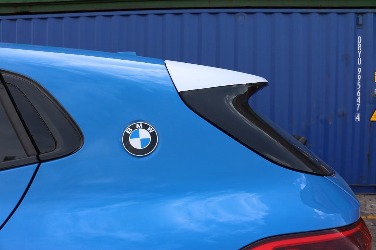 Soi cận cảnh BMW X2 hoàn toàn mới lần đầu tiên về VN ảnh 1