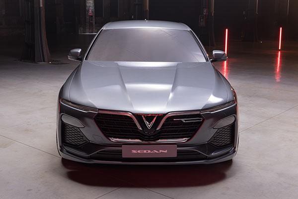 'Xe VinFast có thiết kế của tương lai' ảnh 2