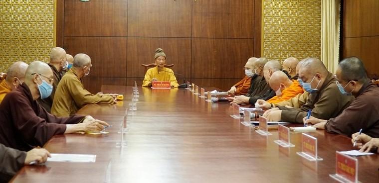 Đình chỉ chức vụ trụ trì chùa Kỳ Quang 2 ảnh 1