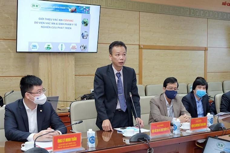 Vắc xin COVID-19 thứ 2 của Việt Nam sẽ được tiêm thử nghiệm đầu tháng 3 ảnh 1