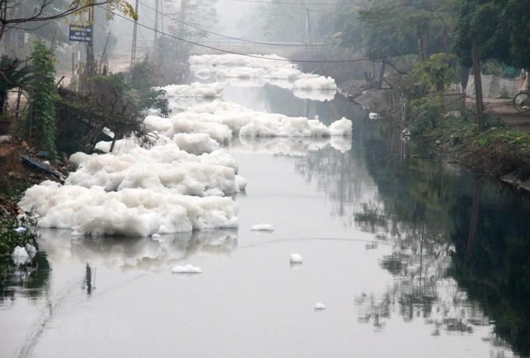 Sông Nhuệ-Đáy ô nhiễm: Chưa làm tròn trách nhiệm khi sông ngày càng bẩn hơn ảnh 2