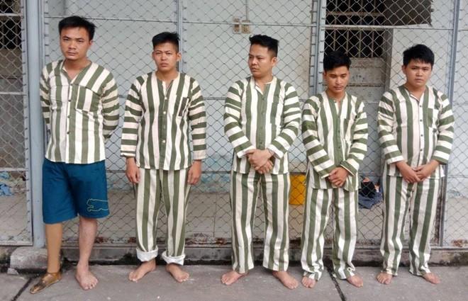 Nhóm giang hồ bắt cóc, tống tiền bị tóm gọn ảnh 1