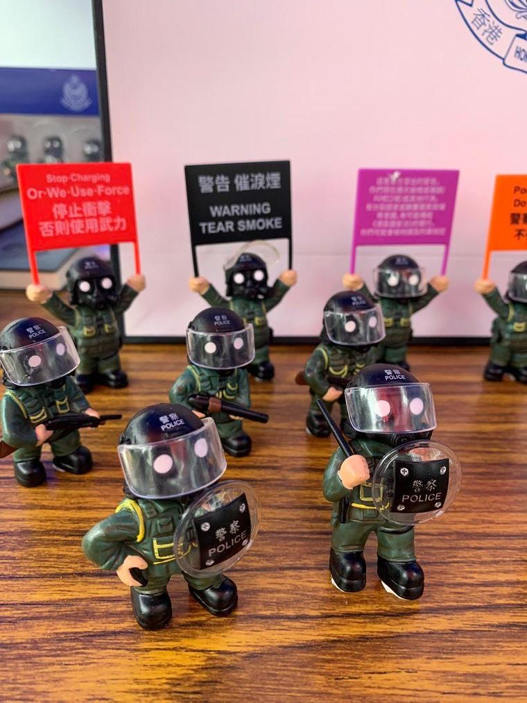 Hongkong: Những câu đố cho trẻ mẫu giáo có chủ đề An ninh Quốc gia ảnh 1
