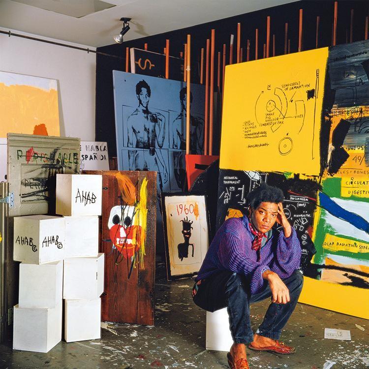 Bức tranh của Basquiat tăng giá trị từ 19 ngàn USD lên 110.5 triệu USD sau 33 năm ảnh 2