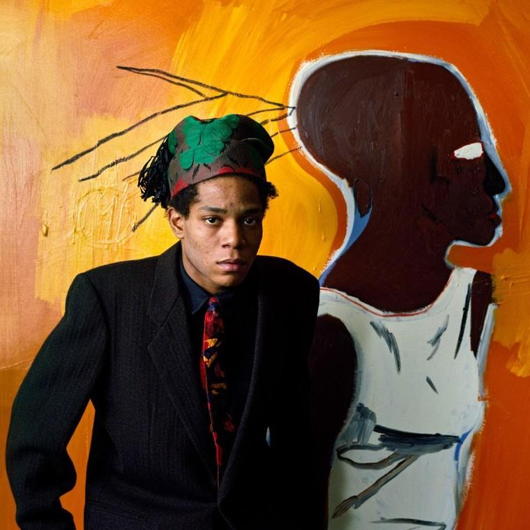 Bức tranh của Basquiat tăng giá trị từ 19 ngàn USD lên 110.5 triệu USD sau 33 năm ảnh 1