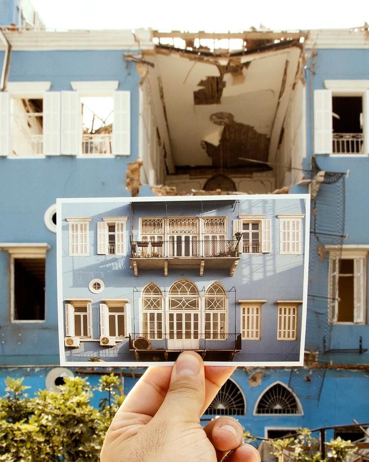 UNESCO công bố tài liệu đô thị 3D về các khu vực lịch sử bị ảnh hưởng bởi vụ nổ Beirut ảnh 3