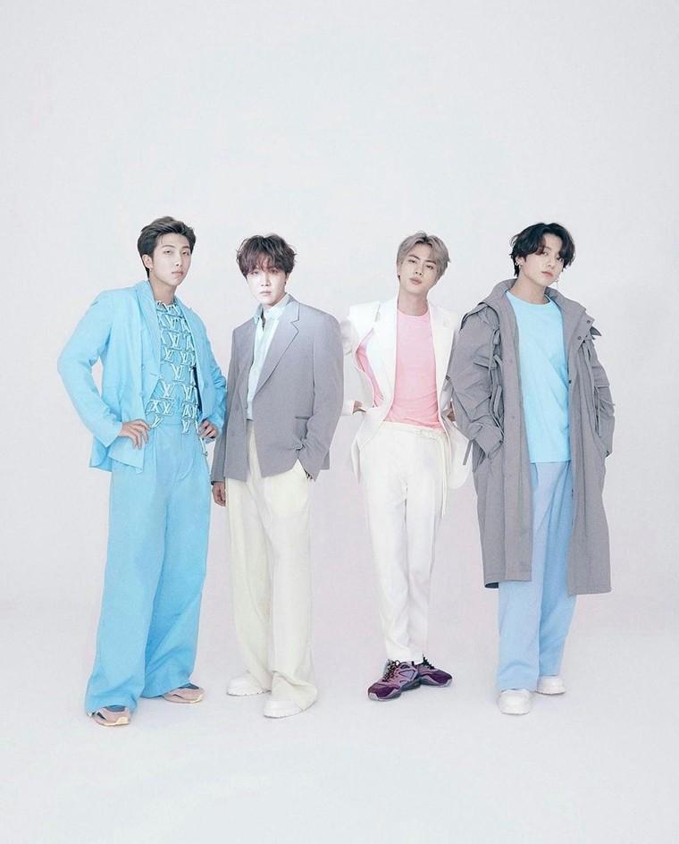 BTS chính thức trở thành Đại sứ Thương hiệu của Louis Vuitton ảnh 8