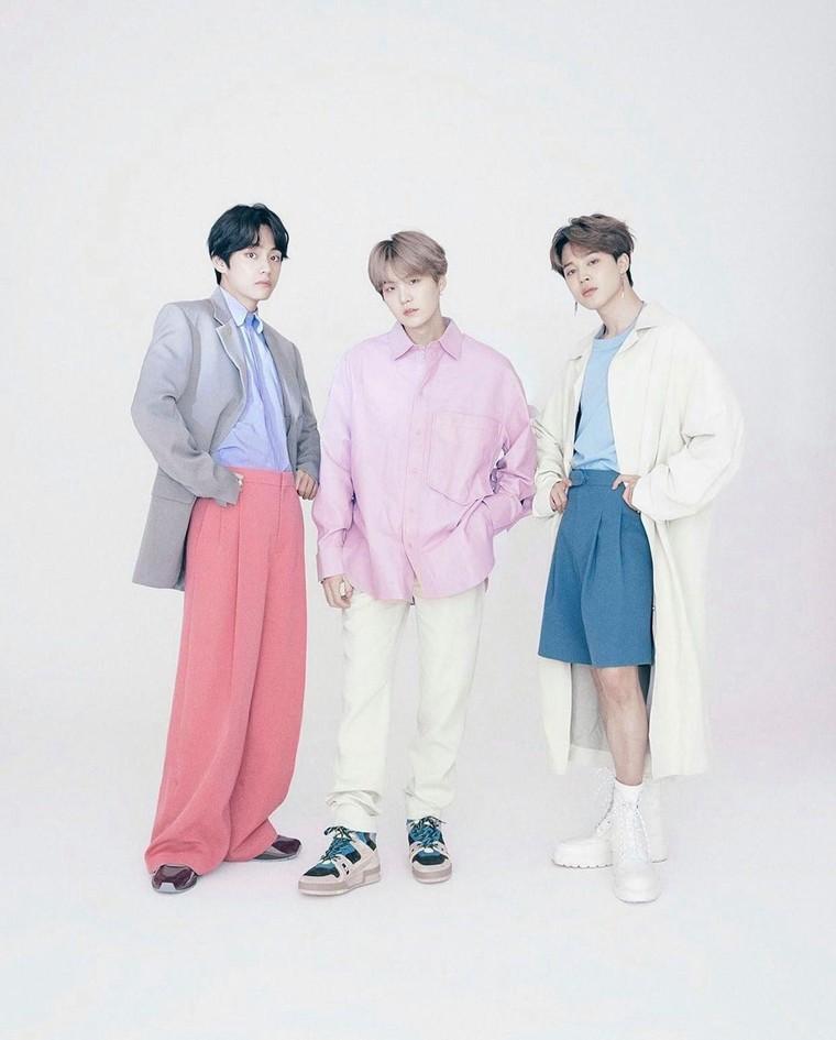 BTS chính thức trở thành Đại sứ Thương hiệu của Louis Vuitton ảnh 9