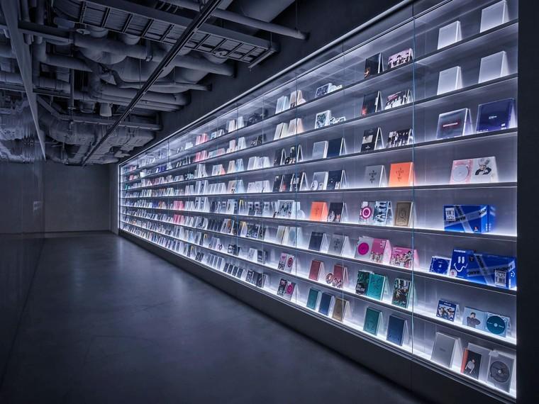 Khai trương Bảo tàng âm nhạc đặc biệt 'HYBE Insight' giữa lòng thủ đô Seoul ảnh 6
