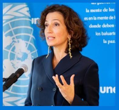 UNESCO kêu gọi bảo vệ Di sản văn hóa và đảm bảo quyền được giáo dục tại Afghanistan ảnh 2