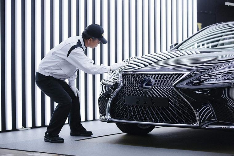 Lexus giới thiệu bộ phim tài liệu về Takumi ảnh 3