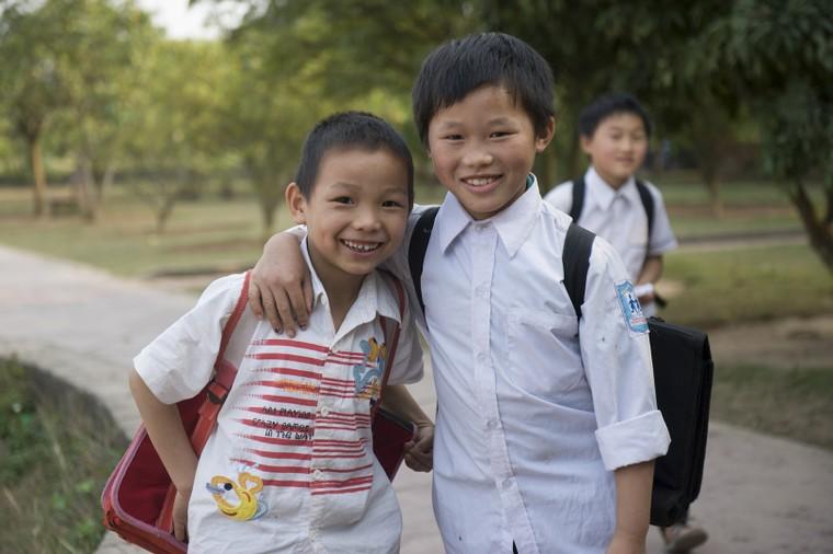 Chiến dịch 'Lọ đựng tình thương' hỗ trợ Làng trẻ em SOS Việt Nam ảnh 2