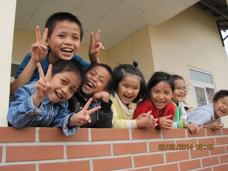 Chiến dịch 'Lọ đựng tình thương' hỗ trợ Làng trẻ em SOS Việt Nam ảnh 3