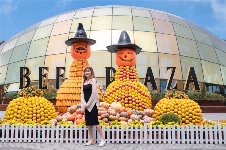 Happy Halloween, du khách Miền Trung Tây Nguyên tiếp tục hưởng mức giá ưu đãi khi tới Bà Nà Hills ảnh 7