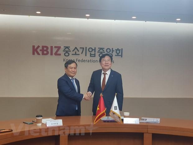 Thúc đẩy đầu tư, hợp tác kinh tế giữa Việt Nam và Hàn Quốc ảnh 1