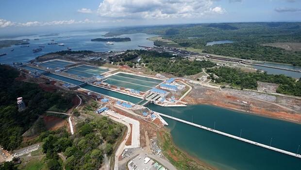 Kênh đào Panama có chiều dài bao nhiêu km?