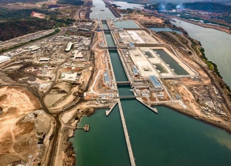 Kênh đào Panama chính thức khởi công vào năm bao nhiêu?
