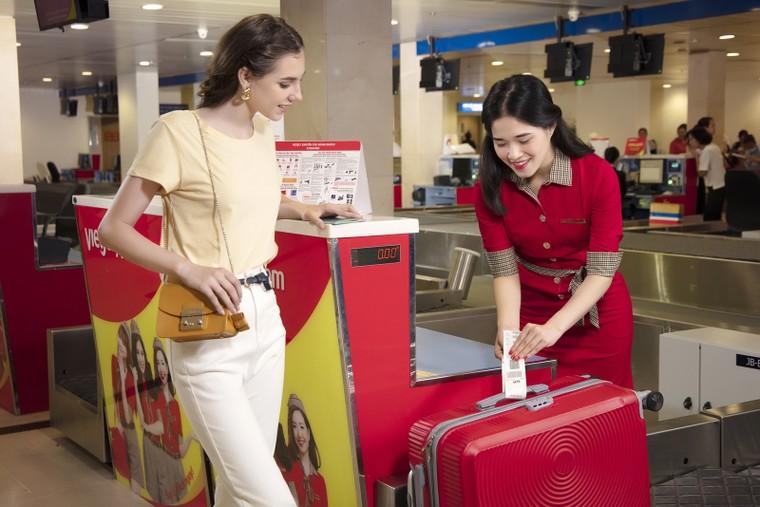 Du lịch an toàn, rảnh tay với 15kg hành lý ký gửi miễn phí cùng Vietjet ảnh 2