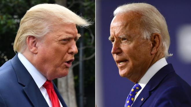 Bầu cử Mỹ 2020: Trump đang dẫn trước Biden? ảnh 1