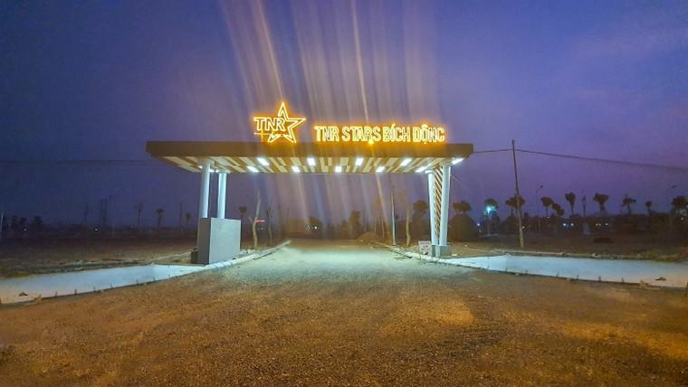 TNR Stars Bích Động gấp rút hoàn thiện hạ tầng, chuẩn bị bàn giao ảnh 1