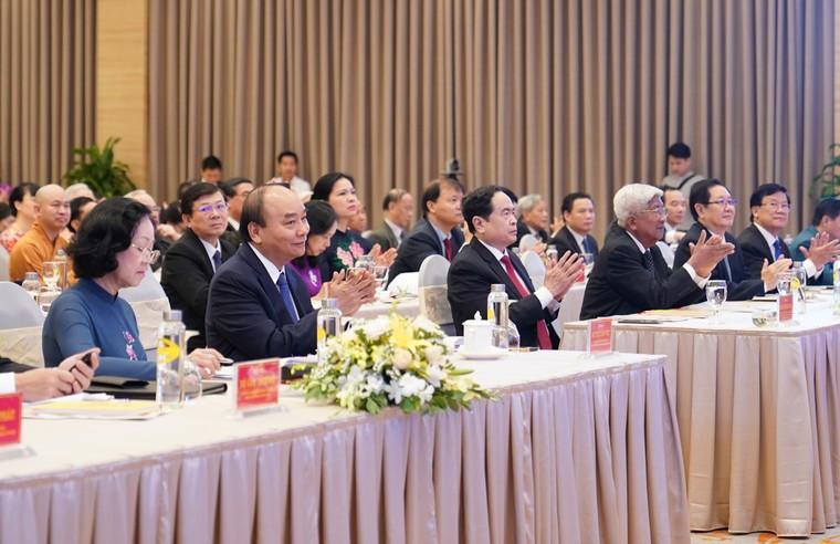 Thủ tướng dự Đại hội Thi đua yêu nước Mặt trận Tổ quốc Việt Nam ảnh 3